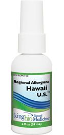 Regional Allergies: Hawaii U.S