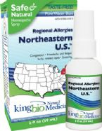 Regional Allergies: Northeastern U.S.