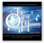 The Oil of Heaven - Instrumental (MP3 music download) by John Belt and Ryan Wyatt