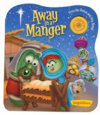 Away in a Manger: Veggie Tales (Book) By Lisa Reed