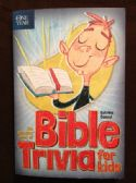 CThe One Year Book of Bible Trivia for Kids (Book) By Katrina Cassel - Click To Enlarge
