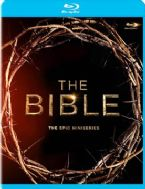 The Bible: The Epic Miniseries (Blu-ray) from Executive Producers Roma Downey (Touched by an Angel) and Mark Burnett (The Voice, Survivor)