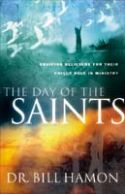 CThe Day of The Saints (book) by Bishop Bill Hamon - Click To Enlarge