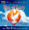 CFire of Love (Prophetic Instrumental CD) by Mike Bickle, Andre Lefebvre and Wes Campbell - Click To Enlarge