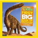CNational Geographic Little Kids First Big Book of Dinosaurs (Book) By Franco Tempesta - Click To Enlarge