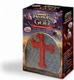 Full Armor Of God-6 Pc-Gray/Red (Toy Playset) by David C Cook