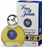 Lion Of Judah (Anointing Oil) by Fruits of Galilee