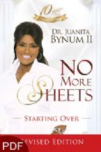 No More Sheets: Starting Over (E-Book-PDF Download) By Juanita Bynum