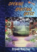 Opening Spiritual Gates (MP3 Audio Download 2 Part Teaching) by Mickey Freed