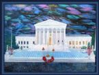 Supreme Court (Art Work) by Mike DeLorenzo