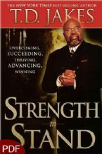 Strength to Stand (E-Book-PDF Download) By T.D. Jakes