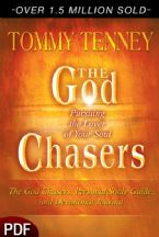 The God Chasers: Pursuing the Lover of Your Soul Expanded Edition (E-Book-PDF Download) by Tommy Tenney