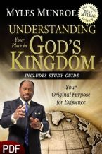 Understanding Your Place in God's kingdom (E-Book-PDF Download) by Myles Munroe