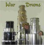 War Drums (Prophetic CD) by Tom Panich