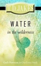 Water In The Wilderness (Book) by T.D. Jakes